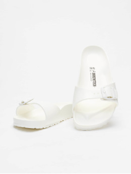 Birkenstock Claquettes & Sandales Madrid Eva blanc