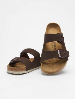 Birkenstock Claquettes & Sandales Arizona NU brun