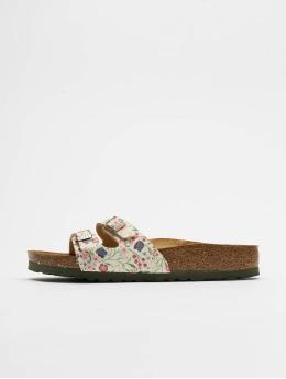 Birkenstock Claquettes & Sandales Ibiza BFDD kaki