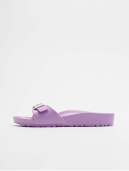 sneakers for cheap 62b8b f4140 Birkenstock Claquettes   Sandales Madrid Eva pourpre