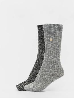 Birkenstock Ponožky X-Mas Slub W èierna