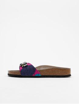 Birkenstock Sandály Madrid TEX čern