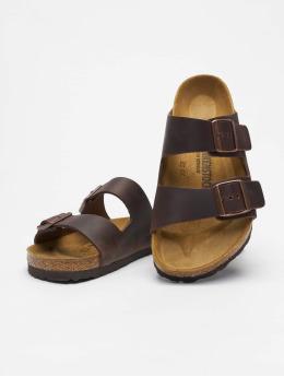 Birkenstock Sandály Arizona FL hnědý