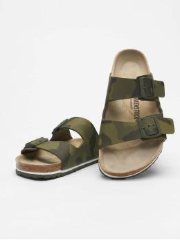 Birkenstock Sandály Arizona BF  kamufláž