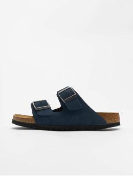 Birkenstock Sandály Arizona SFB VL modrý