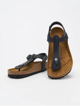 Birkenstock Sandaalit Kairo FL musta