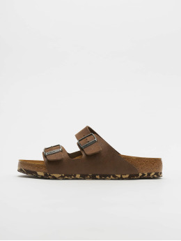 Birkenstock Sandaler Arizona MF brun