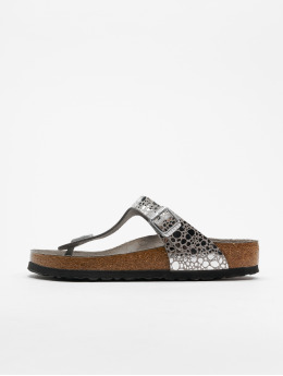 Birkenstock Sandaler Gizeh BF grå