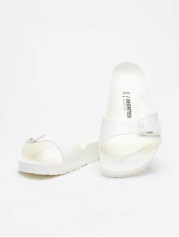 Birkenstock Sandali Madrid Eva bianco