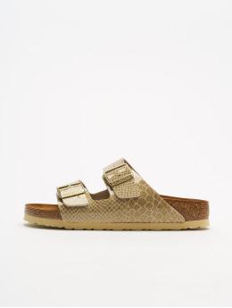 Birkenstock Sandals Arizona BF gold colored