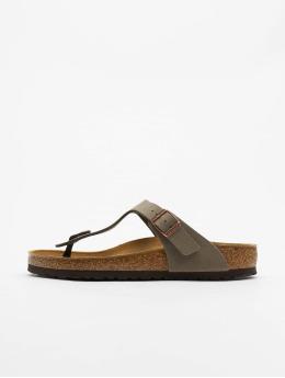 Birkenstock Sandals Gizeh BF gray