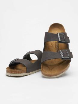 Birkenstock Slipper/Sandaal Arizona NU  grijs