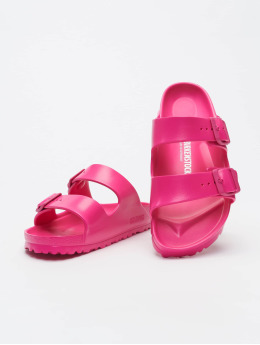 Birkenstock Slipper/Sandaal Arizona Eva pink