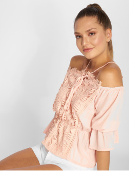 Bisous Project Blouse/Tunic Josy rose