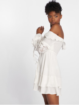 Bisous Project jurk Anne wit