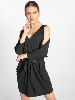 Bisous Project jurk Amy zwart