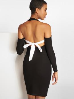 Bisous Project jurk Raven zwart