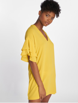 Bisous Project Kleid Amalie gelb