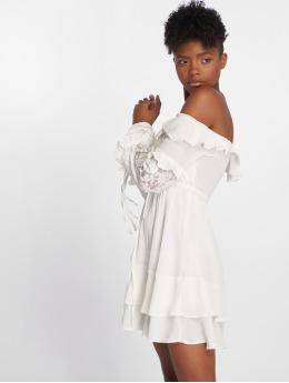 Bisous Project Kleid Anne weiß