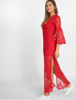 Bisous Project Vestido Sally rojo