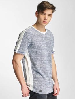 Black Kaviar T-Shirt Selby blau