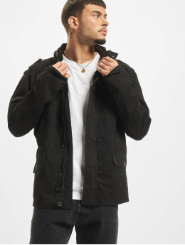 Brandit Демисезонная куртка Britannia  черный