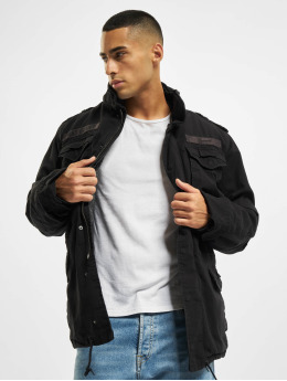 Brandit Зимняя куртка M65 Giant черный