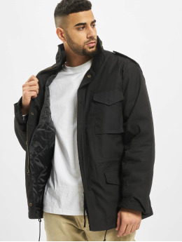 Brandit Зимняя куртка M65 Standard черный