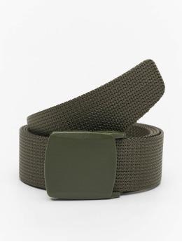 Brandit Belts Fast Closure oliven
