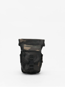 Brandit Bolso Side Kick camuflaje