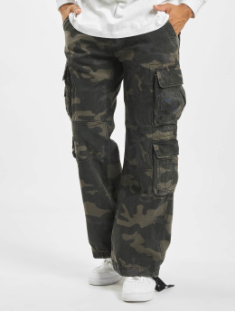 Brandit Cargo pants Pure Vintage kamouflage