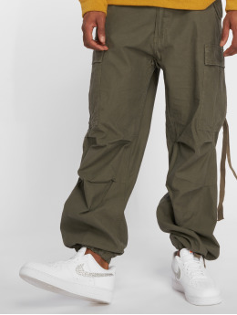 Brandit Cargo pants M65 Vintage olivový