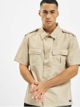 Brandit Hemd US Ripstop beige