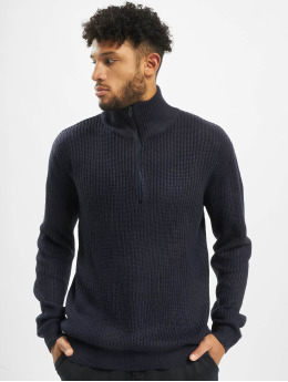 Brandit Jumper Marine Troyer blue