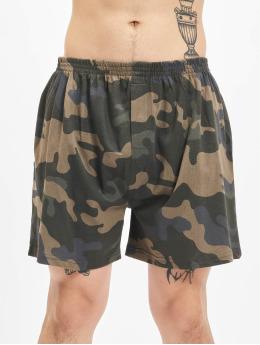 Brandit Kalsonger Boxershort kamouflage