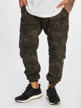 Brandit Látkové kalhoty Ray  kamufláž