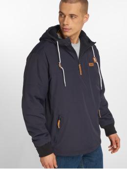 Brandit Manteau hiver Luke bleu