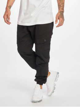 Brandit Pantalon chino Ray  noir
