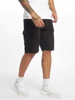 Brandit Pantalón cortos BDU Ripstop negro