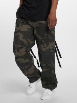 Brandit Reisitaskuhousut M65 Vintage  camouflage