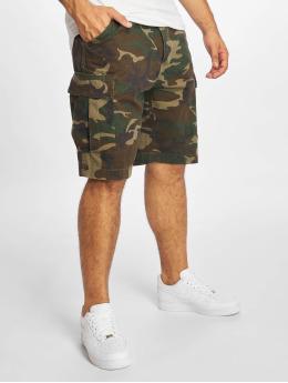Brandit / Shorts BDU Ripstop i kamouflage