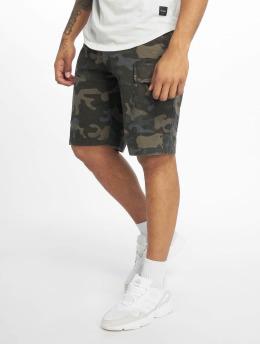 Brandit Shorts BDU Ripstop mimetico