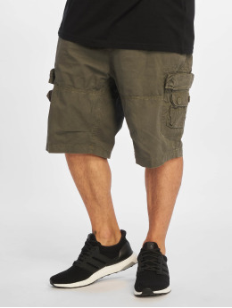 Brandit Shorts  oliv
