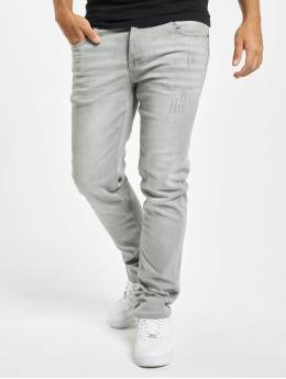Brandit Straight fit jeans Jake  grijs
