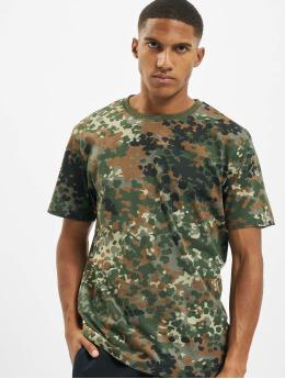 Brandit T-Shirt Basic Premium camouflage