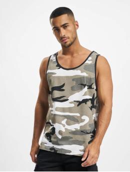 Brandit T-Shirt Tank Top grau