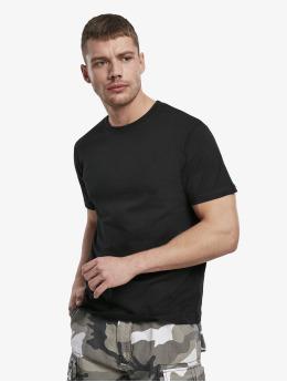 Brandit T-Shirty Basic Premium czarny
