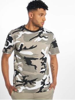 Brandit T-Shirty Premium szary