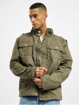 Brandit Transitional Jackets  Britannia oliven