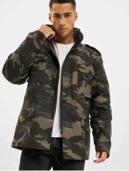 Brandit Veste mi-saison légère M65 Classic Fieldjacket camouflage